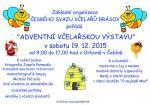 Včelařská výstava v Čebíně dne 19.12.2015
