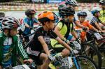 Mladí závodníci